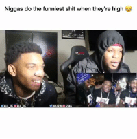Zias and b lou funny as hell 😂 👉🏽(youtube: Zias): Niggas do the funniest shit when they're high  ALL 1K ALL Zias and b lou funny as hell 😂 👉🏽(youtube: Zias)
