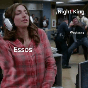 Memes, 🤖, and Westeros: Night King  Westeros  Essos https://t.co/Lw0lBxsW30