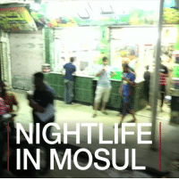 7 JUL: What is the nightlife like in Mosul? Fierce fighting in and around Mosul continues, but as Iraqi forces push back IS and re-open cafes and pool halls, young people go back to life before the war. Iraq Mosul Iraq IslamicState IS Nightlife BBCShorts BBCNews @BBCNews: NIGHTLIFE  IN MOSUL 7 JUL: What is the nightlife like in Mosul? Fierce fighting in and around Mosul continues, but as Iraqi forces push back IS and re-open cafes and pool halls, young people go back to life before the war. Iraq Mosul Iraq IslamicState IS Nightlife BBCShorts BBCNews @BBCNews