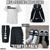 Ball Is Life, Basketball, and Life: NIKE  BASKETBALL  BALLISLIFE  AL  STARTER PACK Hahahahaha  Credits: Pilipinas Ball is Life