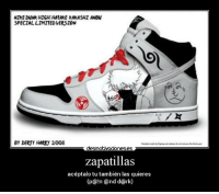 newest df14e 95403 ... Cartoon Shoes; NIKE DUNK HIGH HATAKE KAKASHI ANBU SPECIAL LIMITED  VERSION BY DERTY HARRY 2008 Desmotivacioneses Zapatillas Acéptalo ...