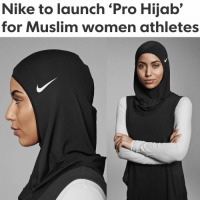 Memes, 🤖, and Hijab: Nike to launch Pro Hijab'  for Muslim women athletes