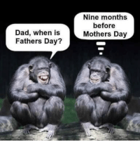 Mothers Day Dad