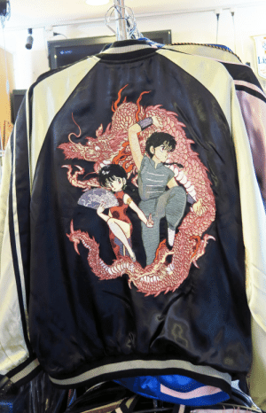 ninetail-fox:  Japanese baseball jacket ,Nakano: ninetail-fox:  Japanese baseball jacket ,Nakano