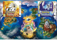 Dank, The Game, and Covers: NINTEND93  DOS  NINTEND93  DOS It's the end of the longest 5 days in European Pokémon trainer history. Pokémon Sun & Moon are now out in Europe! We have been covering these games completely non-stop and have the world's most complete resource for the games at this time so be sure to check our Pokédex, Pokéarth, Item Database and general Sun & Moon section for all your needs. Have you got the game? How far are you through it? What's your favourite new Pokémon? http://www.serebii.net/sunmoon
