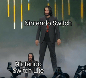 Nintendo, Reddit, and Switch: Nintendo Switch  Nintendo  Switch Lite I'm so excited for the Switch Lite