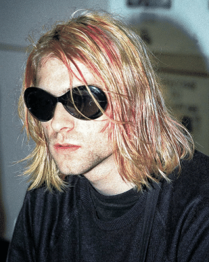 Nirvana, Tumblr, and Blog: nirvana-hd:  Kurt Cobain - February 12, 1992 - Singapore, SG Photo by David Tan.