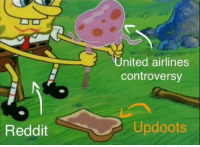 <p>JUST KILL ME</p>: nited airlines  controversy  Reddit  Updoots <p>JUST KILL ME</p>