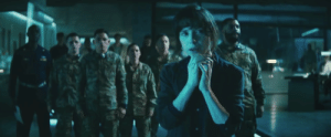 Cheating, Godzilla, and Love: nitewrighter: bannerkhov:  cheating-on-you:  Sally Hawkins in Godzilla: King of the Moster (2019)  She gonna fuck Godzilla now too!?   You fools. Clearly she has started a non-profit Monster Rescue and Rehabilitation charity with the love and support of her deeply devoted fish husband.