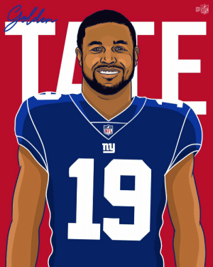It's Showtime in New York.  @ShowtimeTate | @Giants https://t.co/KXSOAC4JBS: nl  19 It's Showtime in New York.  @ShowtimeTate | @Giants https://t.co/KXSOAC4JBS
