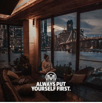 Here are a few reasons why you should always put yourself first. ✔️THE PEOPLE YOU LOVE THE MOST LOVE YOU BACK. You want your friends to be healthy, happy, and thriving and they want the same for you. If you're beaten down physically and mentally, your irritability will start to affect not only yourself, but also the ones you love. ✔️IF YOU LOVE YOURSELF, YOU'LL ACTUALLY KNOW HOW TO LOVE OTHER PEOPLE. By spending time on yourself, you get to know yourself. If you're comfortable enough with your own faults, you'll learn to love other people with theirs. ✔️NO ONE ELSE WILL BE ABLE TO SAVE YOU. No one is going to do the work for you. No one's going to drop out of the stars and point you in the right direction. So take the time and do the work for yourself and you will reap the benefits. Who knows, you may encourage your friends to do the same! ✔️YOU CAN'T CHANGE THE WORLD, BUT YOU SURE AS HELL CAN CHANGE YOURSELF! The only way you can help the world be a better place is by being a better person. Plain and simple. Everyone wants to change the way of the world, but many aren't willing to start with themselves. Wanna add anything else? Leave a comment below! - Photo: @taramilktea - millionairementor: NM  MILLIONAIRE MENTOR  ALWAYS PUT  YOURSELF FIRST. Here are a few reasons why you should always put yourself first. ✔️THE PEOPLE YOU LOVE THE MOST LOVE YOU BACK. You want your friends to be healthy, happy, and thriving and they want the same for you. If you're beaten down physically and mentally, your irritability will start to affect not only yourself, but also the ones you love. ✔️IF YOU LOVE YOURSELF, YOU'LL ACTUALLY KNOW HOW TO LOVE OTHER PEOPLE. By spending time on yourself, you get to know yourself. If you're comfortable enough with your own faults, you'll learn to love other people with theirs. ✔️NO ONE ELSE WILL BE ABLE TO SAVE YOU. No one is going to do the work for you. No one's going to drop out of the stars and point you in the right direction. So take the time and do the work for yourself and you will reap the benefits. Who knows, you may encourage your friends to do the same! ✔️YOU CAN'T CHANGE THE WORLD, BUT YOU SURE AS HELL CAN CHANGE YOURSELF! The only way you can help the world be a better place is by being a better person. Plain and simple. Everyone wants to change the way of the world, but many aren't willing to start with themselves. Wanna add anything else? Leave a comment below! - Photo: @taramilktea - millionairementor