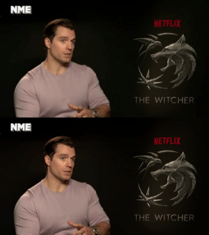 My duuude!: NME  NETFLIX  THE WITCHER   NME  NETFLIX  THE WITCHER My duuude!