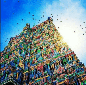 India, Watch, and Awesome: nnanr India tamil nadu (madurai), hindu temple Meenakshi Amman Awesome place u mast watch this place