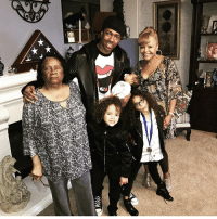 Memes, Moroccan, and 🤖: nnnn? Ballerbabies - NickCannon and MariahCarey's twins, Moroccan and Monroe, meet their baby brother Golden (swipe for more)