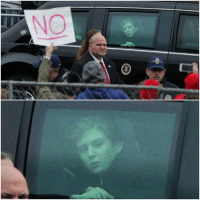 """Barron has that """"want a free helicopter ride"""" look on his face 😂 savage: NO Barron has that """"want a free helicopter ride"""" look on his face 😂 savage"""