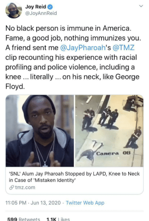 No black person is immune in America by cc03m21 MORE MEMES: No black person is immune in America by cc03m21 MORE MEMES