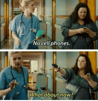 me when the teacher says no cell phones 😂: No cellphones.  What about now? me when the teacher says no cell phones 😂