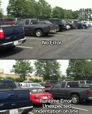 Always, Error, and Line: No Error  Runtime Error9  Unexpected  Indentation on line  690 Unexpected always.