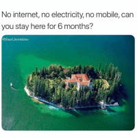Basketball, Friends, and Internet: No internet, no electricity, no mobile, can  you stay here for 6 months?  @finest.invent  ions All I need is a basketball and 2 friends 😂