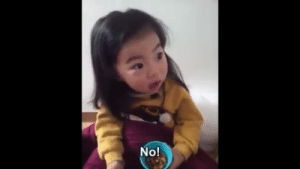 "jadebrieanne:  missbosnian:  videohall:  Korean mother tries to teach young daughter about ""Stranger Danger"" cuteness ensues.  > that little shoulder shake at 0:11""aww yeah let's get some ice cream!""   THIS IS TOO CUTE I CAN'T DEAL  Yebin ass gone get kidnapped. : No! jadebrieanne:  missbosnian:  videohall:  Korean mother tries to teach young daughter about ""Stranger Danger"" cuteness ensues.  > that little shoulder shake at 0:11""aww yeah let's get some ice cream!""   THIS IS TOO CUTE I CAN'T DEAL  Yebin ass gone get kidnapped."
