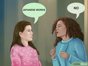 wikihow-illustrations:From the beautiful 'How to deal with an Anime addiction' article.: NO  JAPANESE WORDS  wiki How wikihow-illustrations:From the beautiful 'How to deal with an Anime addiction' article.