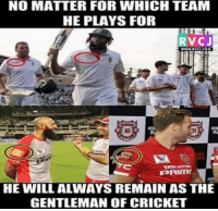 Memes, Alcohol, and Cricket: NO MATTER FOR WHICH TEAM  HE PLAYS FOR  RVCJ  WWW RVCU.COM  TNTAMOTORS  PAlmF  HE WILL ALWAYS REMAIN AS THE  GENTLEMAN OF CRICKET Hashim Amla: Removed the logo of alcohol brands from his jersey.. _/\_