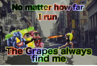"Reddit, Run, and Nails: No matter how far  I run  SUTTER NAILS  Tel: 415.398.3939  ne Grapes a wayS  tind me <p>[<a href=""https://www.reddit.com/r/surrealmemes/comments/8nuvxn/run/"">Src</a>]</p>"