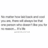 "Energy, Life, and Cool: No matter how laid back and cool  you are, there will always be that  one person who doesn't like you for  no reason... It's life  a QWORLDSTAR ""You're not here to please everyone...the quicker you understand this, the more time & energy you can save trying to win people over..."" 💯 @QWorldstar #PositiveVibes https://t.co/OkIRyOs6A9"
