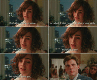 Love, Memes, and Rosie: no matter  where you are  completely love you  or what you're do  or who you're with  honest truly Love, Rosie