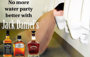 Meme, Party, and Reddit: No more  water party  better with  Jack Daniel's  JACK DANIETS  GENTLEMAN  JACK  JAKDANIE  Jennessee  ente  ics The very first meme i ever made