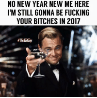 ON GOD !!!! AINT NOTHING CHANGING BUT THE DATE MY GUY 😊 SavageDaddy WorldsGreatestSideNigga TheBadGuy: NO NEW YEAR NEW ME HERE  ITM STILL GONNA BE FUCKING  YOUR BITCHES IN 2017  #The BadDuy ON GOD !!!! AINT NOTHING CHANGING BUT THE DATE MY GUY 😊 SavageDaddy WorldsGreatestSideNigga TheBadGuy