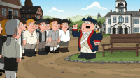 No one fights for his country like Peter Griffin does. Happy 4th of July!: No one fights for his country like Peter Griffin does. Happy 4th of July!