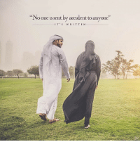 "God, Memes, and Muslim: ""  No one is sent by accident to a  nyone""  35  IT'S WRIT TEN ""No one is sent by accident to anyone."" its written Allah Allahuakbar Alhamdulillah islam islamic instaislam inshallah muslim muslimah quran pray prayer salah sunnah deen dawah faith god hijab hijabi halal hadith jannah silentrepenter silent_repenter sr"