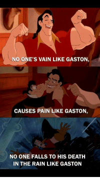 Gaston No One