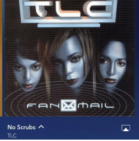 No Scrubs A  TLC  1101 17 years later and y'all are still hollering from the passenger side of your best friends ride smh queens_over_bitches