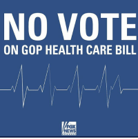 Memes, 🤖, and Fox: NO VOTE  ON GOP HEALTH CARE BILL  FOX  NEWS BreakingNews: GOP health care bill pulled.