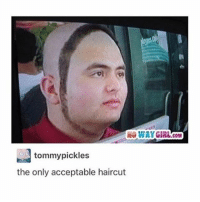 hope everyone had a great Christmas xxx -L: NO WAY GIRL COM  tommy pickles  the only acceptable haircut hope everyone had a great Christmas xxx -L