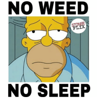 Who else can relate? @stonerflix: NO WEED  FLIX  NO SLEEP Who else can relate? @stonerflix