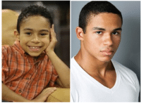 Noah Gray-Cabey - 19 Franklin Mumford - My Wife And Kids Enrolled in Harvard's class of 2016. In Heroes as Micah.: Noah Gray-Cabey - 19 Franklin Mumford - My Wife And Kids Enrolled in Harvard's class of 2016. In Heroes as Micah.