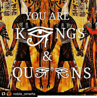 Repost @noble_omerta with @repostapp elevate your psyche and claim who you are God-Goddess. Raising the Nation starts with embracing change .. why not embrace who we are 🤴🏾👸🏾🙌🏾💫: noble omerta Repost @noble_omerta with @repostapp elevate your psyche and claim who you are God-Goddess. Raising the Nation starts with embracing change .. why not embrace who we are 🤴🏾👸🏾🙌🏾💫