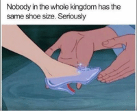 Logic, Cartoon, and Cool: Nobody in the whole kingdom has the  same shoe size. Seriously cool Cartoon Logic is Anything But Logical ( 23+ Pictures)