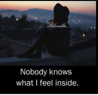 Memes, 🤖, and Knowing: Nobody knows  what I feel inside.