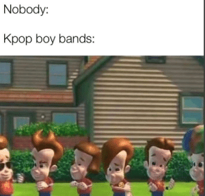 Who's the most handsome member?????: Nobody:  Kpop boy bands: Who's the most handsome member?????