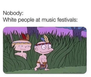 24 Humor pictures – Pitbul Memes: Nobody:  White people at music festivals:  lean inny cereal 24 Humor pictures – Pitbul Memes