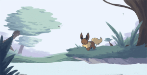 Tumblr, Blog, and Http: noenoeh: eevee is evolving!