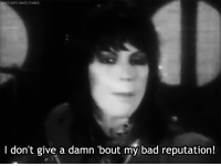 dont give a damn: NOFO-DANCE ITUMBLR  I don't give a damn 'bout my bad reputation!