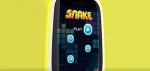 This indestructible Nokia brick phone is back | Rewind 94.3: NOKA  SNAKE  PLAY This indestructible Nokia brick phone is back | Rewind 94.3