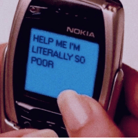 Help, Nokia, and Poor: NOKIA  HELP ME I'M  LITERALLY SO  POOR
