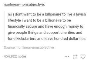 Financially Secure