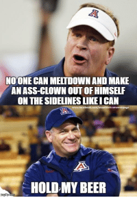 thumb_noone can meltdown and make an ass clown out of himself 23106774 25 best bob stoops memes seasons memes, beater memes, why the